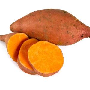 Jus de patate douce NFC acidifié au jus de citron NFC
